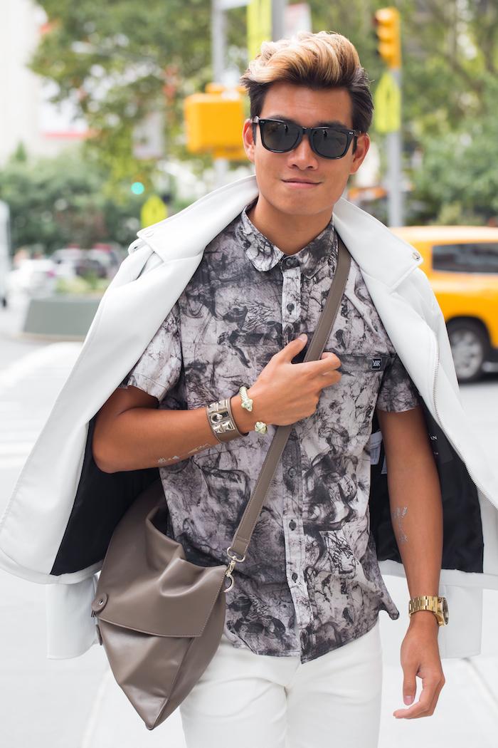 alexander liang nyfw street style 13
