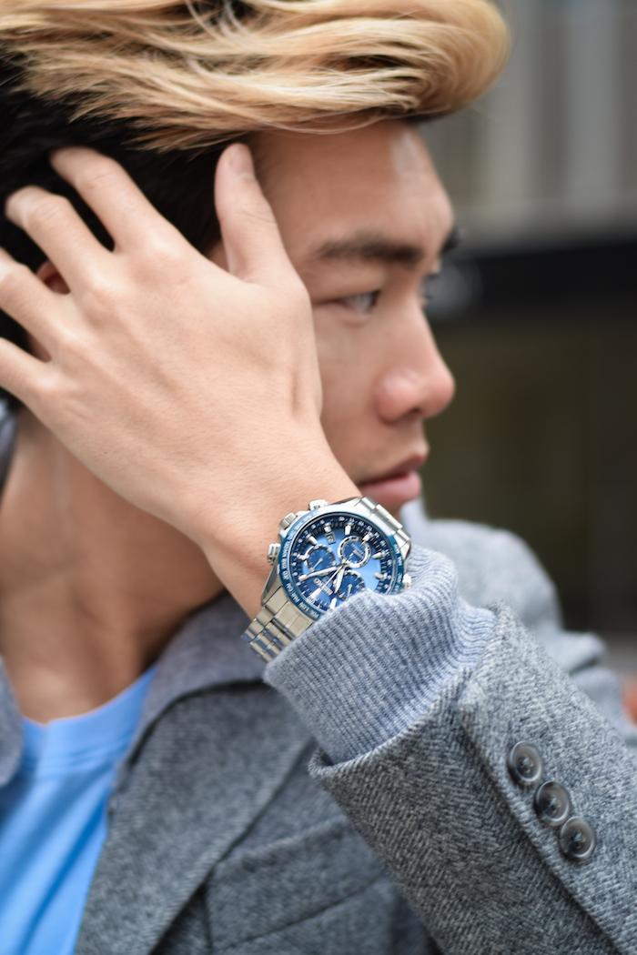 Seiko Astron GPS Solar watch Alexander Liang 13