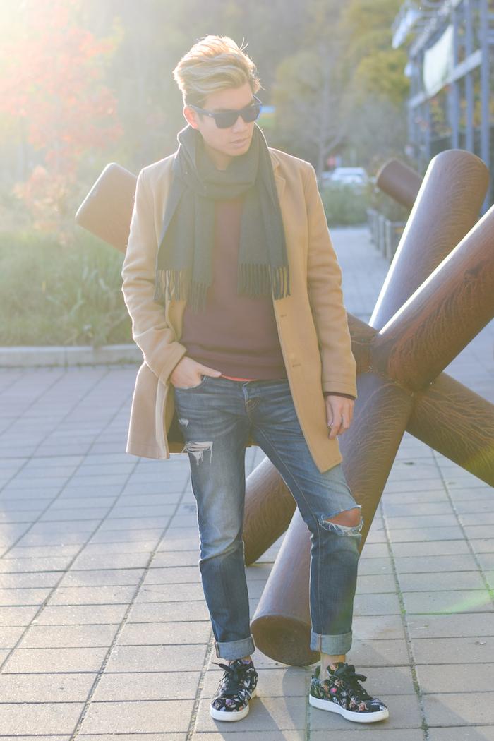 mens fall fashion style menswear alexander liang 08