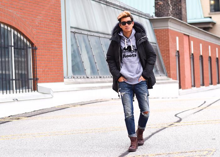 canada goose jacket trend