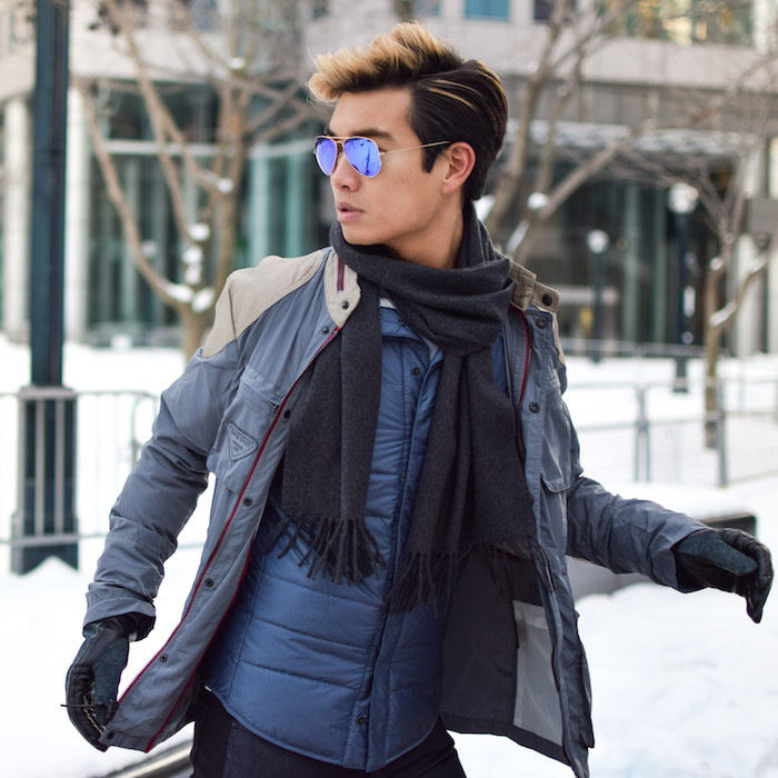 members only canada goose mens winter style alexander liang 11