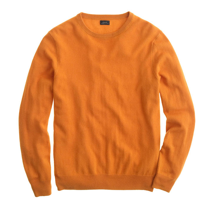 j.crew mens cashmere sweater