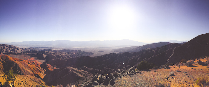 joshua tree lookout point