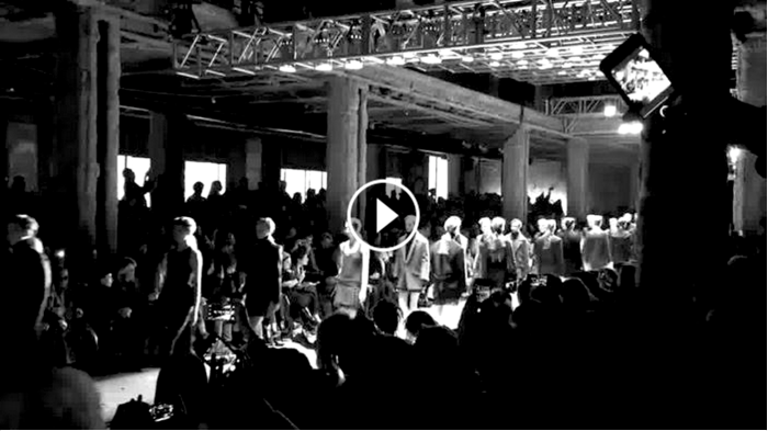 NYFW Fall/Winter 2015 – The Video
