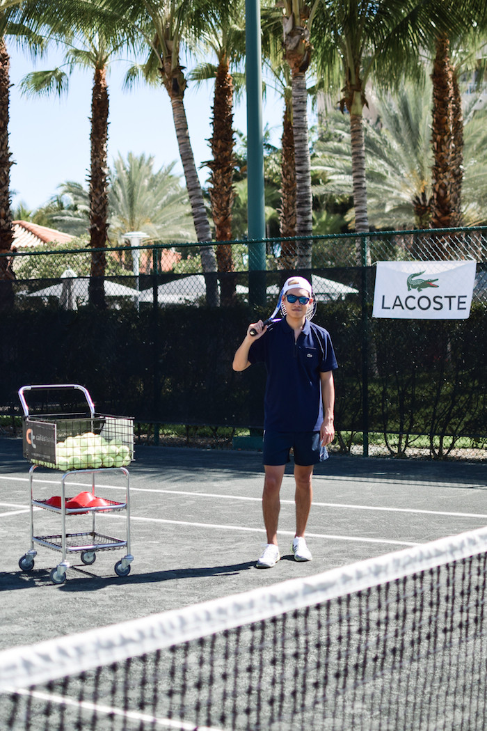 Miami Open Weekend with LACOSTE