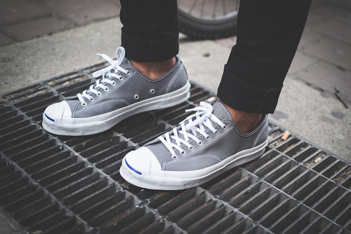Converse Jack Purcell Grey Nike Air Max