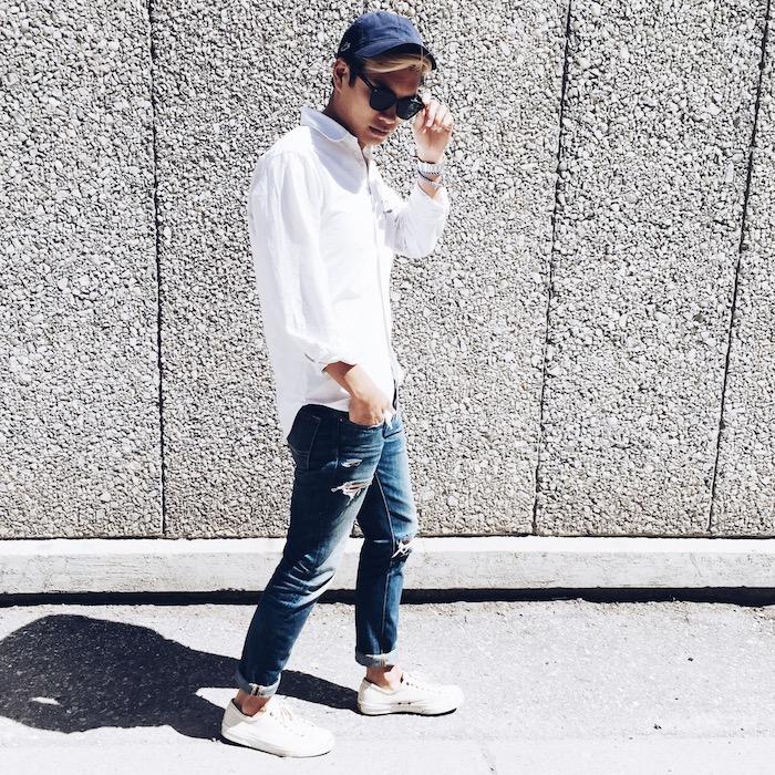 Alexander Liang Mens Spring Summer Style Menswear Blogger