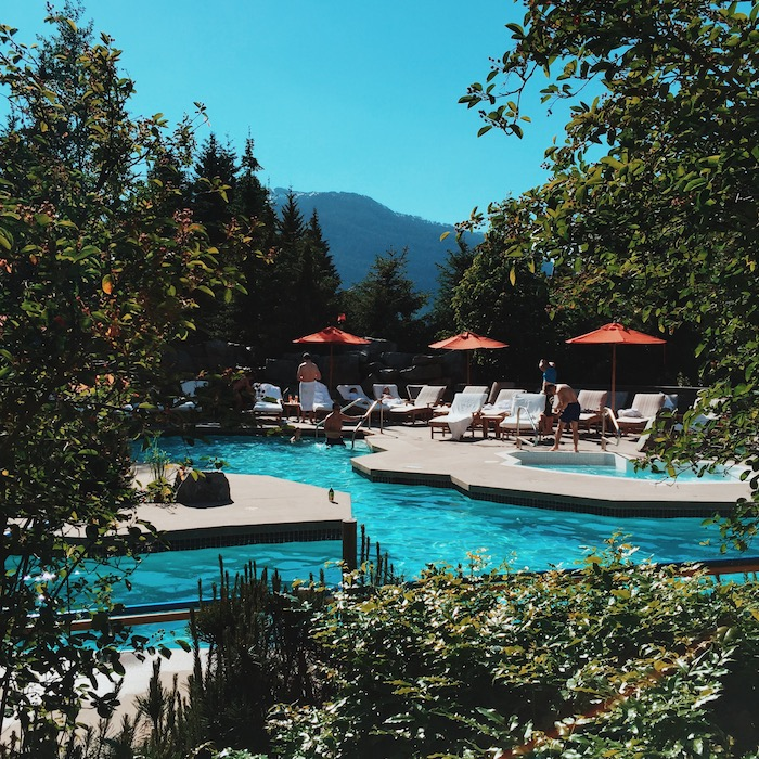 four seasons whistler