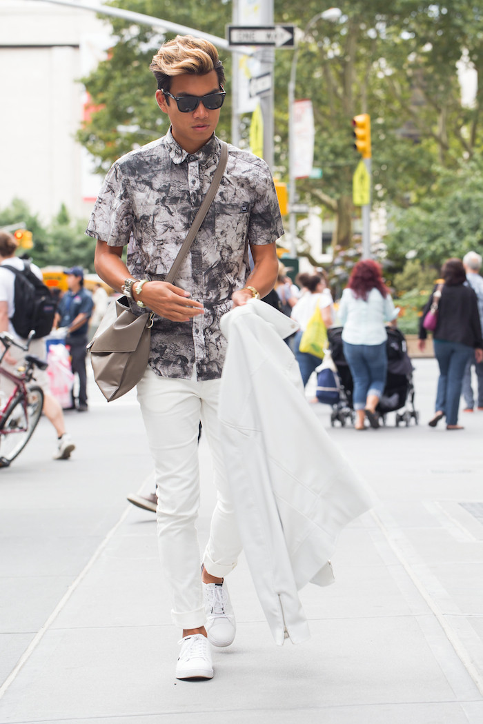 Style Essentials for New York Fashion Week: Men's