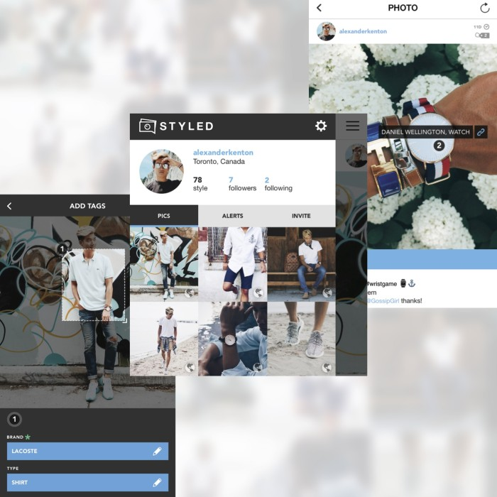 Styled: The Best New App for Fashion and Style