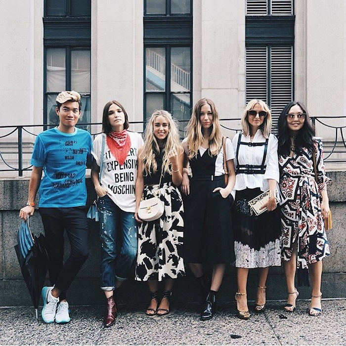 canadian bloggers nyfw