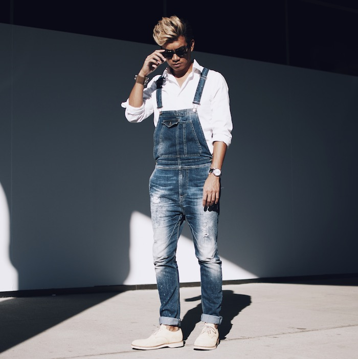 Overalls Fashion For Men Alexanderliang Com