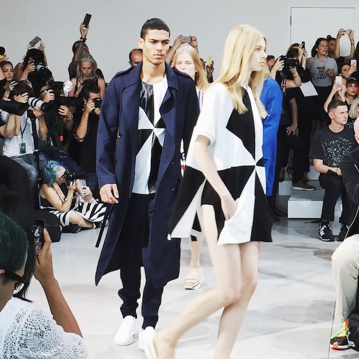 lacoste spring 2016 runway show