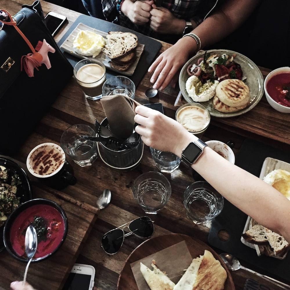 olive & gourmando montreal