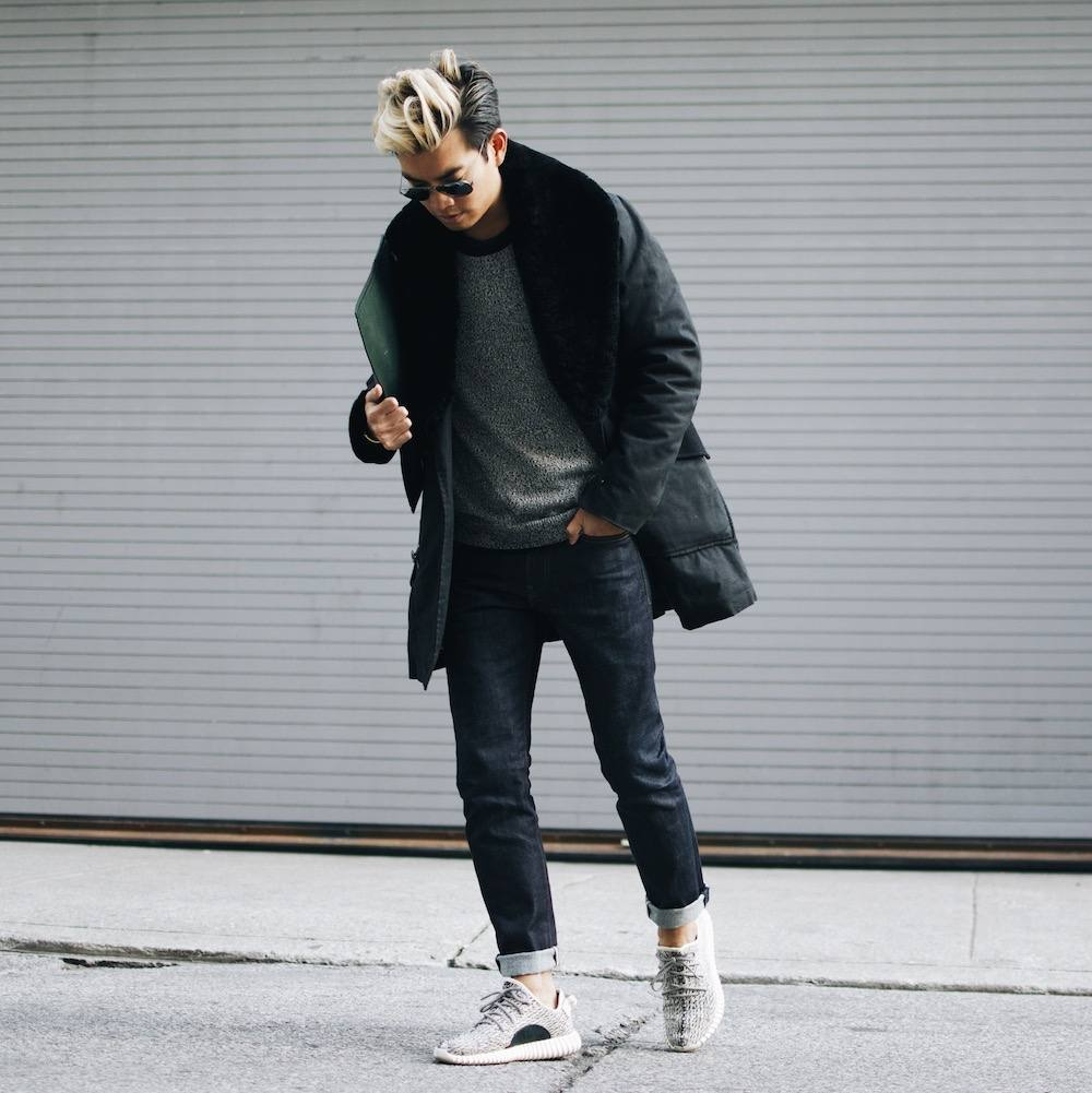 Yeezy Boost Street Style