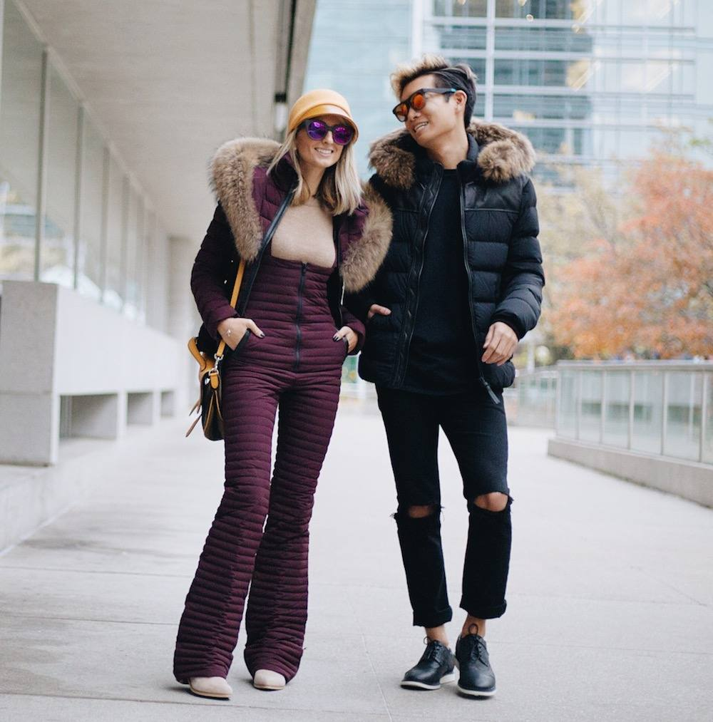style together mackage