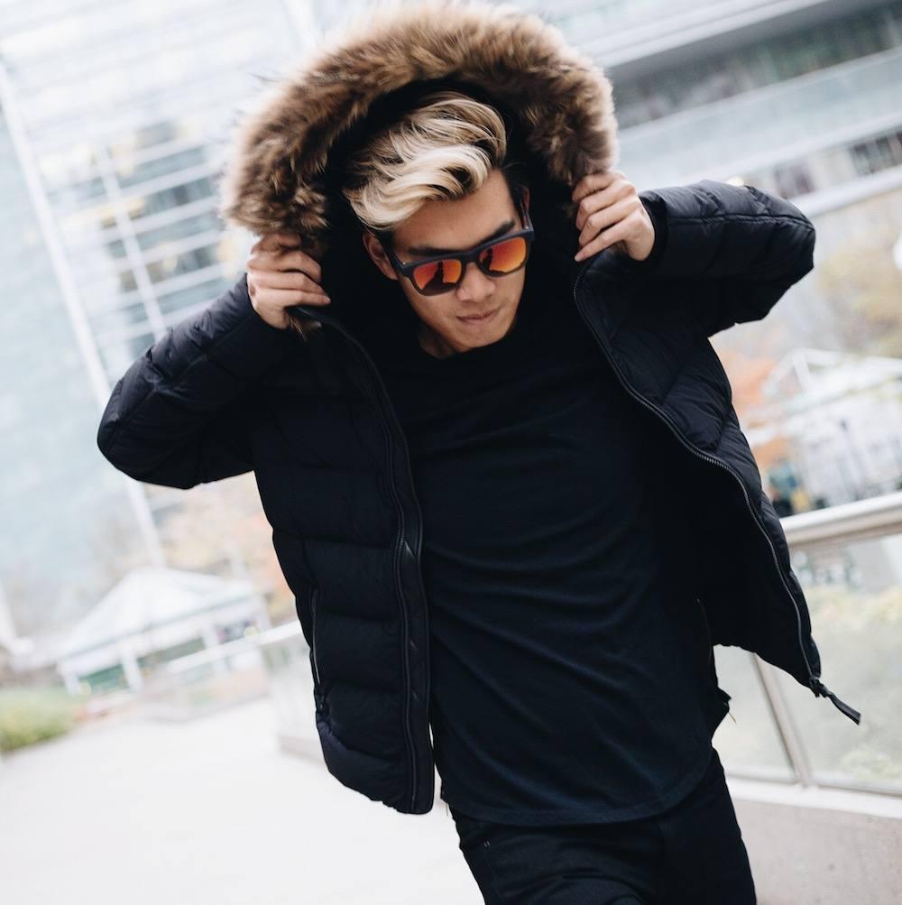 mackage mens jacket