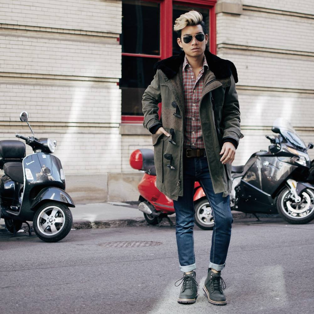 mens fall style outfit