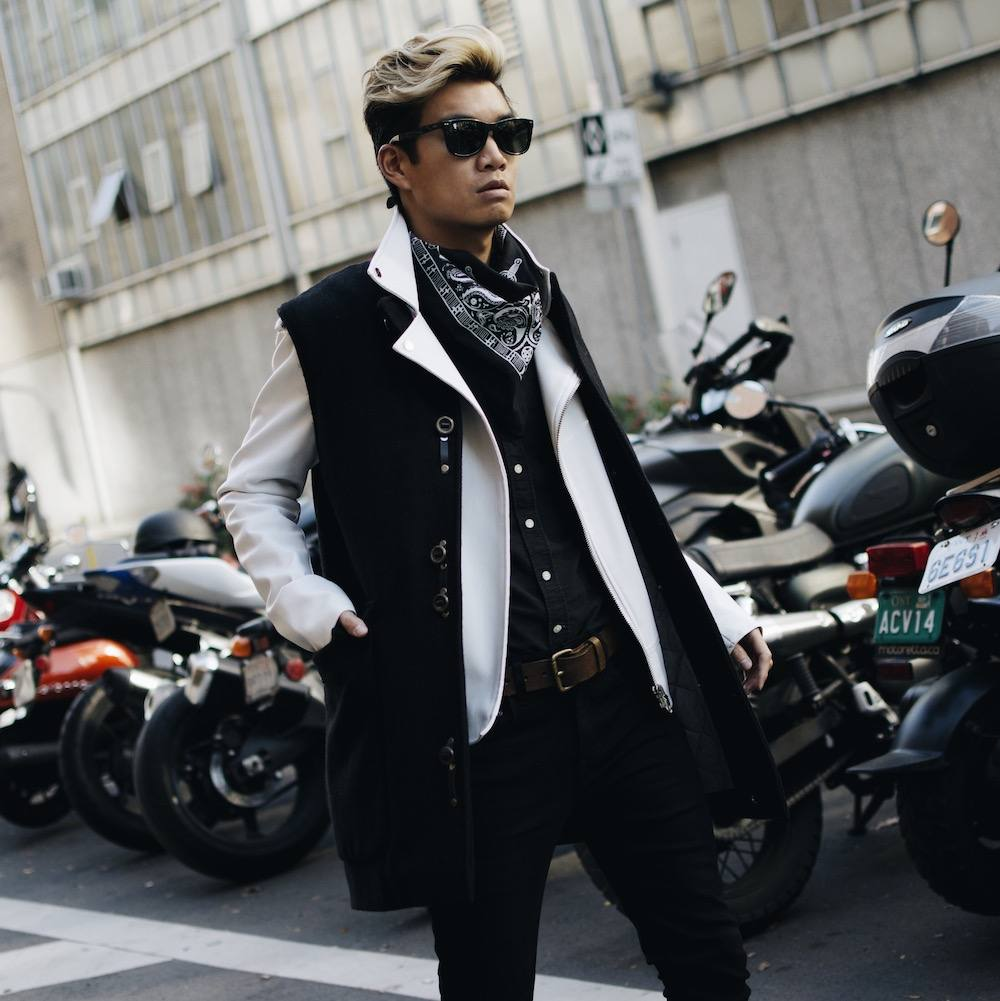 alexander liang mens style
