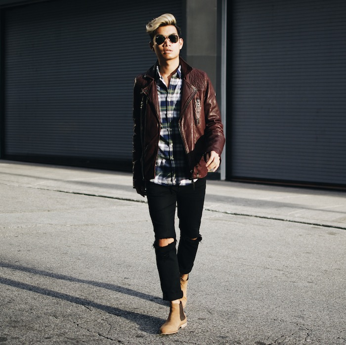 fall menswear outfit