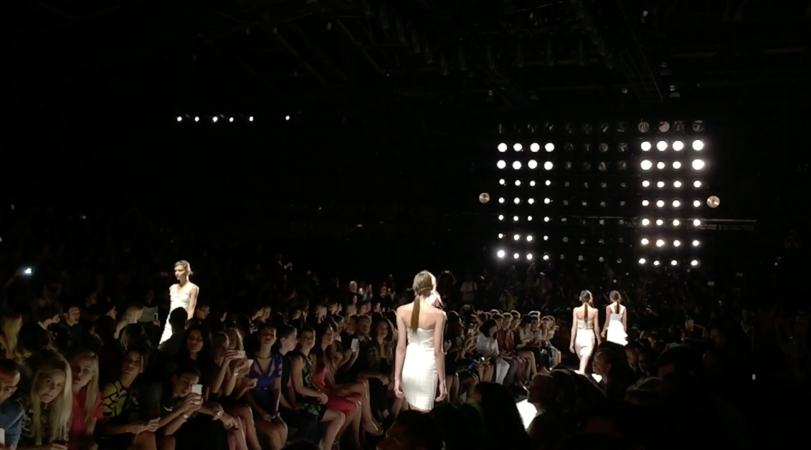 VIDEO: New York Fashion Week Spring 2016