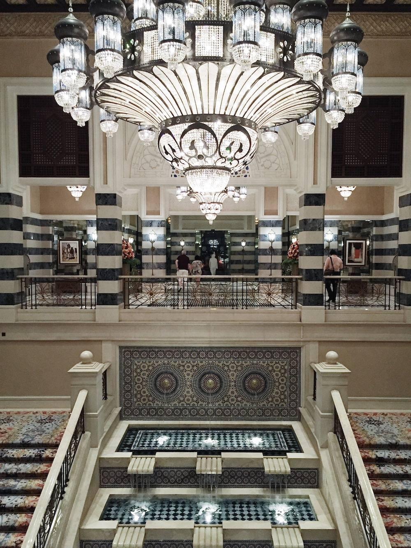 madinat jumeirah lobby