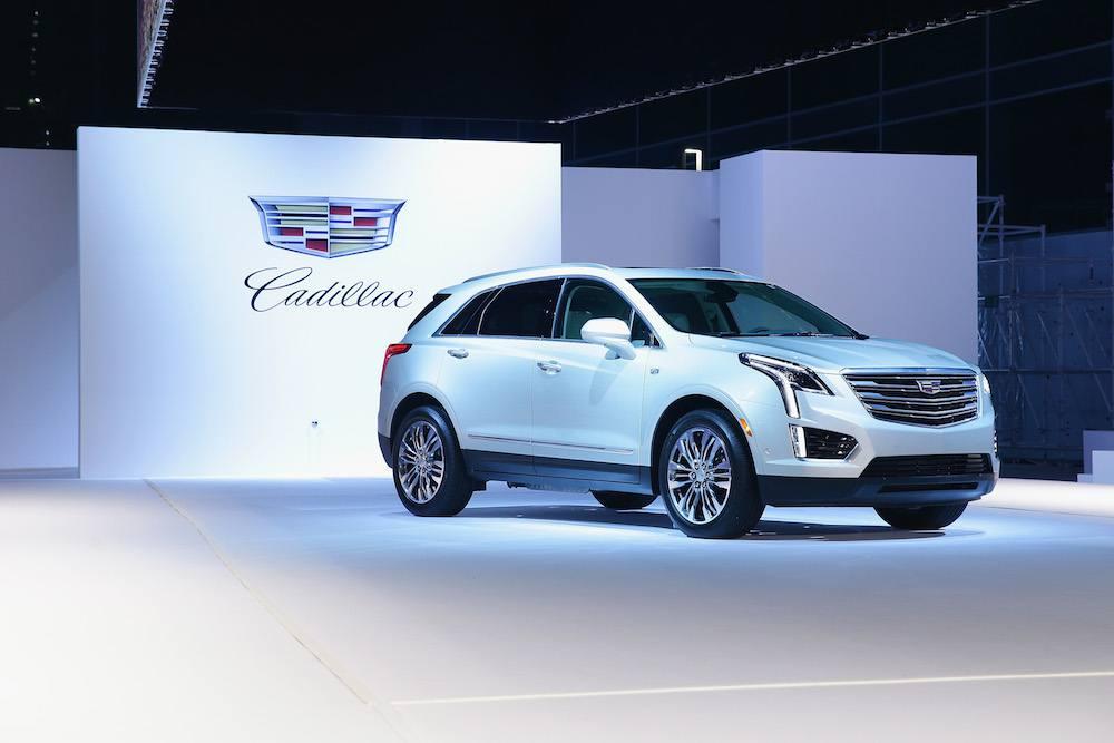 Cadillac XT5 dubai