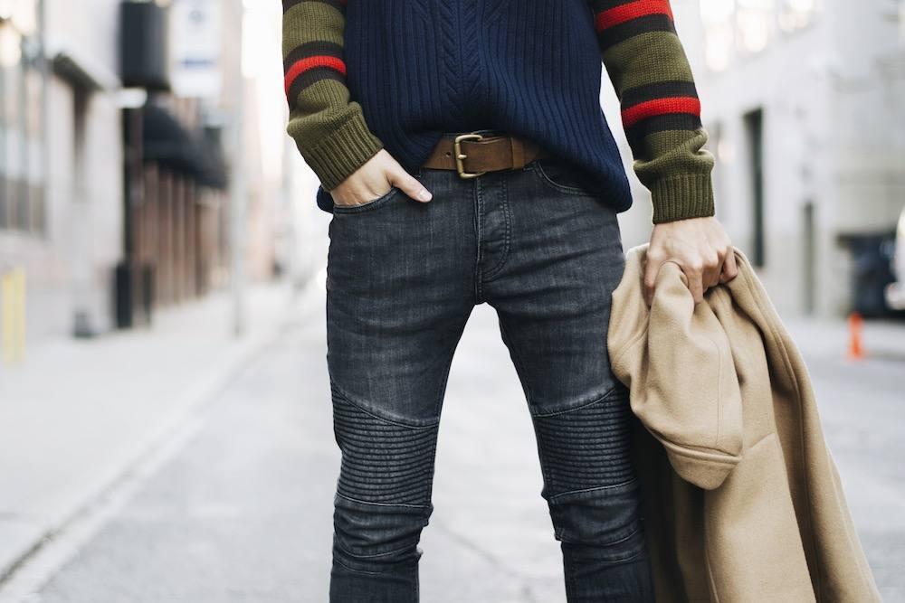 Men S Sweater Style Alexanderliang Com