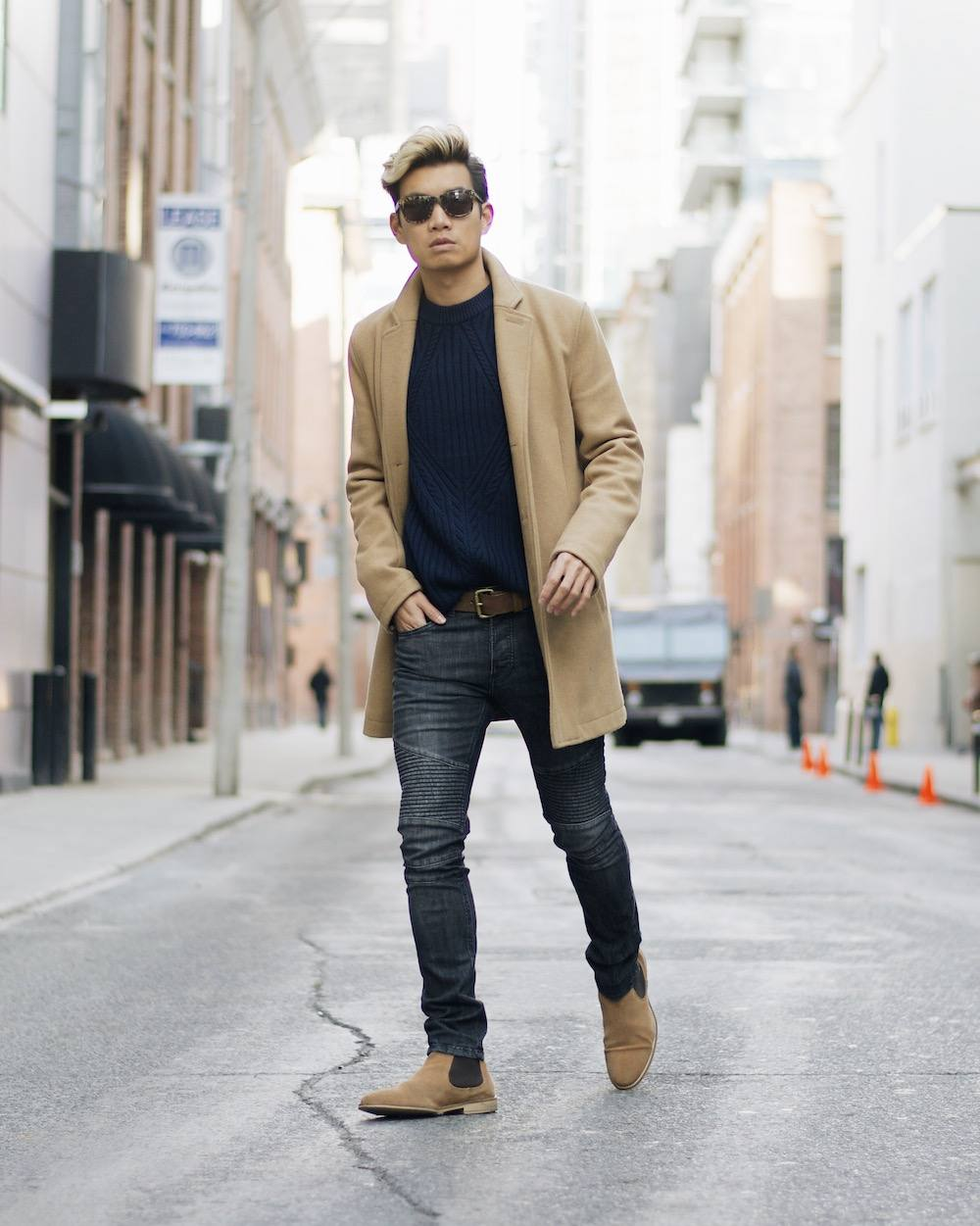 menswear blogger