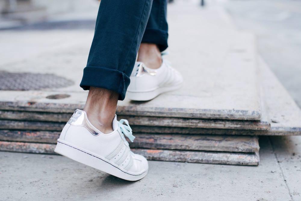 custom adidas sneakers