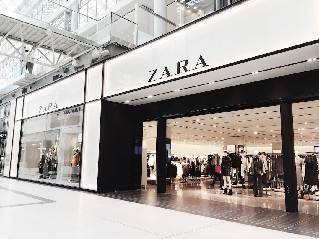 ZARA Is Back at CF Toronto Eaton Centre!