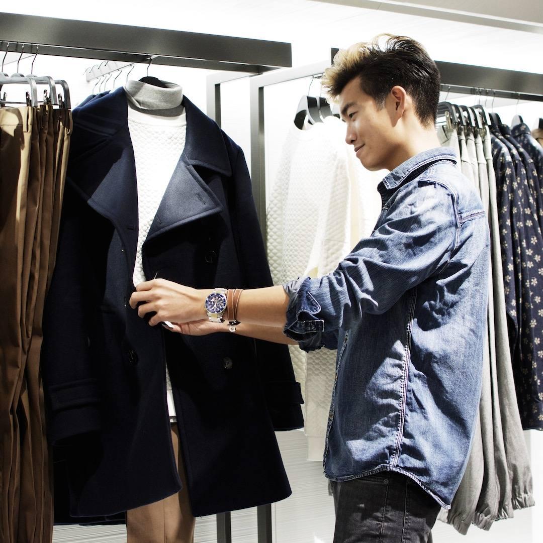 alexander liang shopping