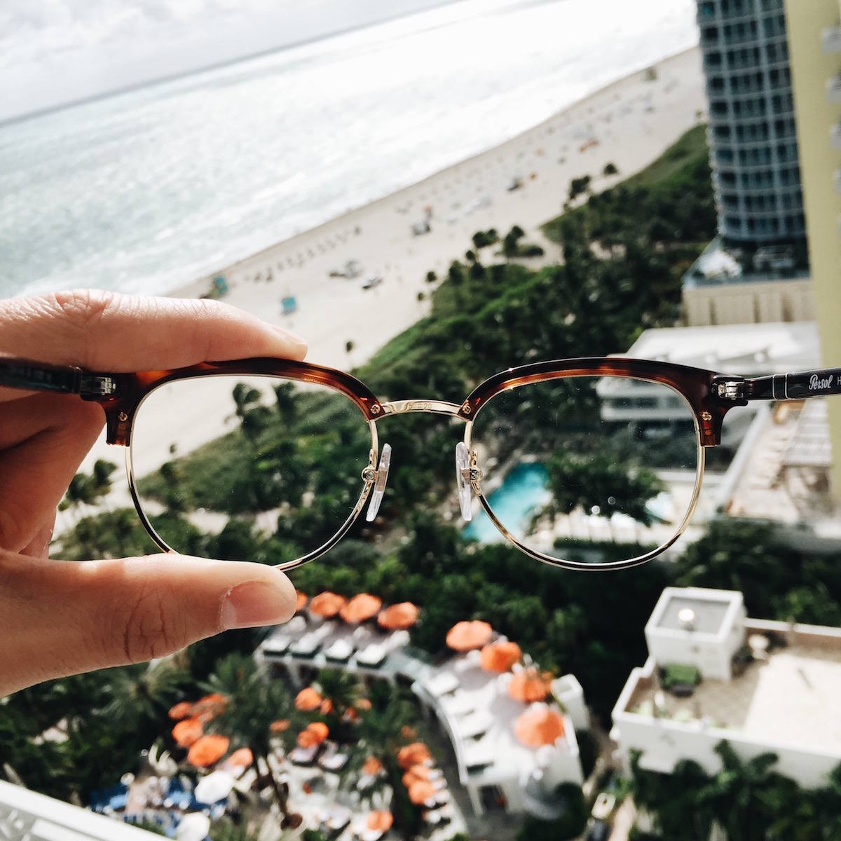 Art Basel Miami through the Persol Lens