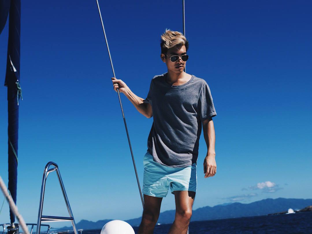 sailboat alexander liang