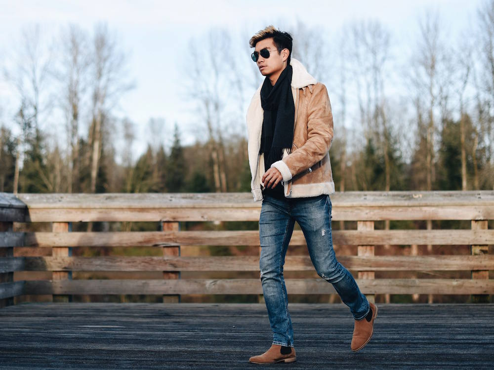 mens winter style
