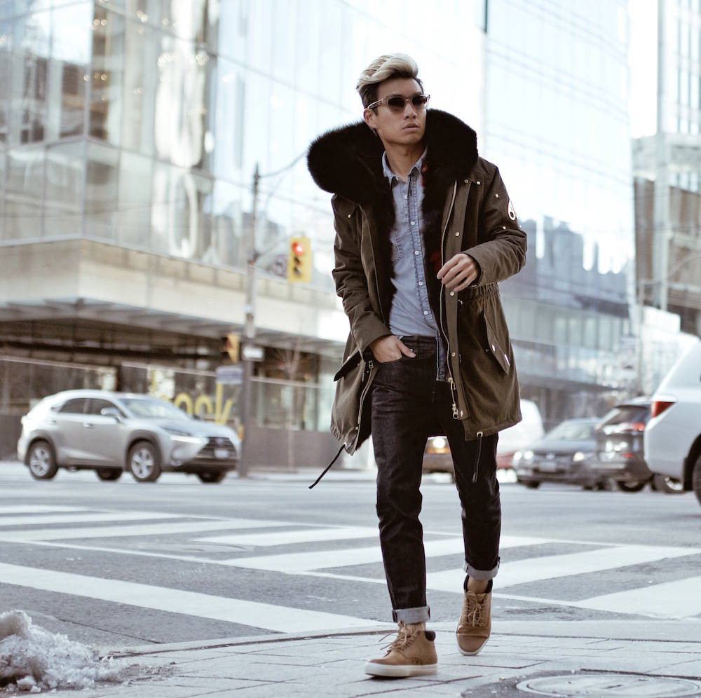 mens style blogger