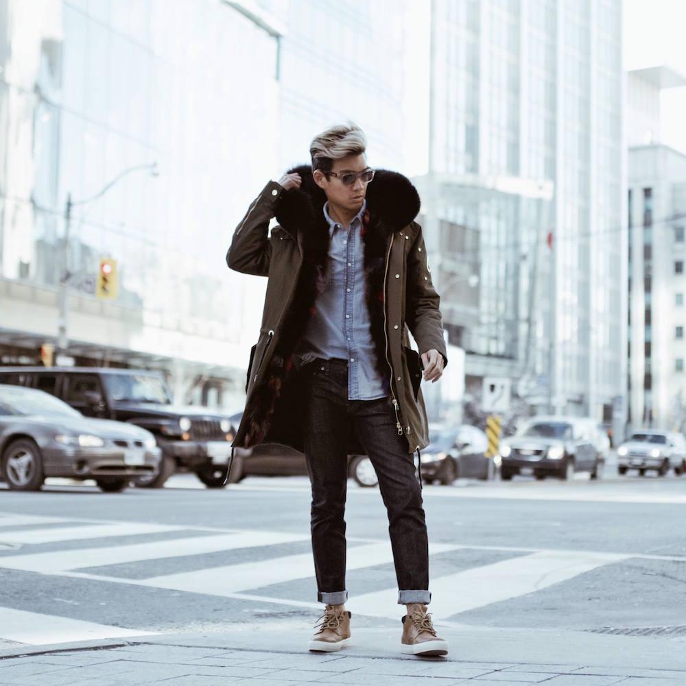 mens fashion blogger