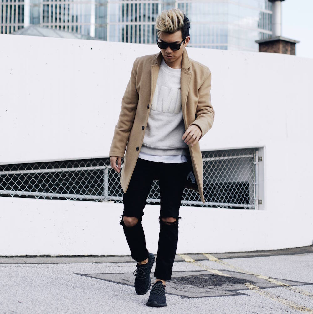 Men's Fashion And Style Blogger