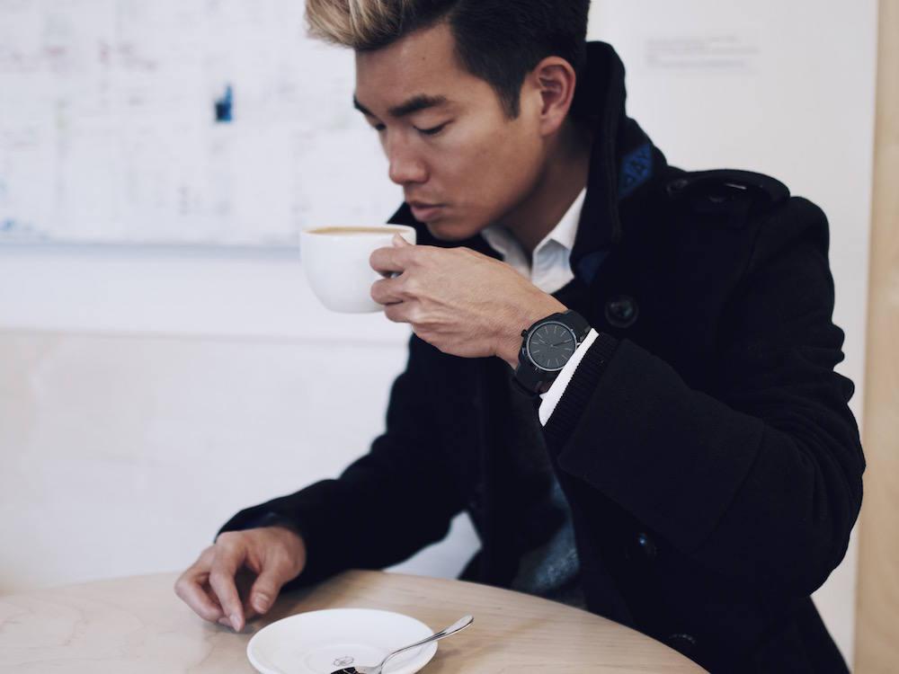 blogger latte