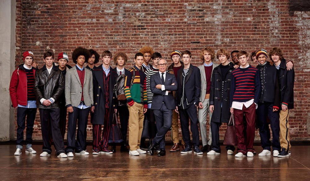 Tommy Hilfiger Men's Fall 2016