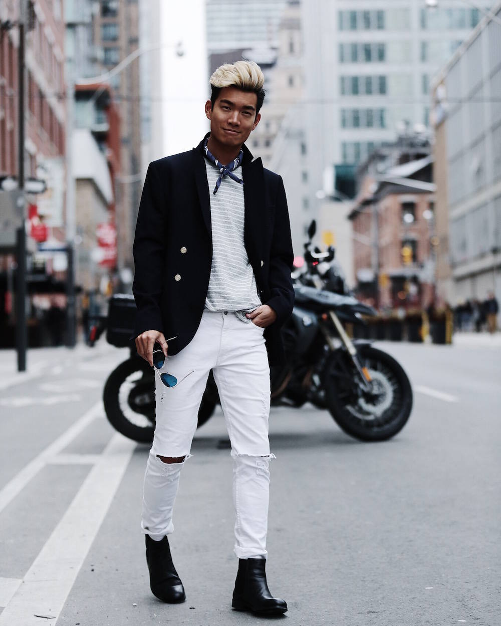 mens fashion blogger