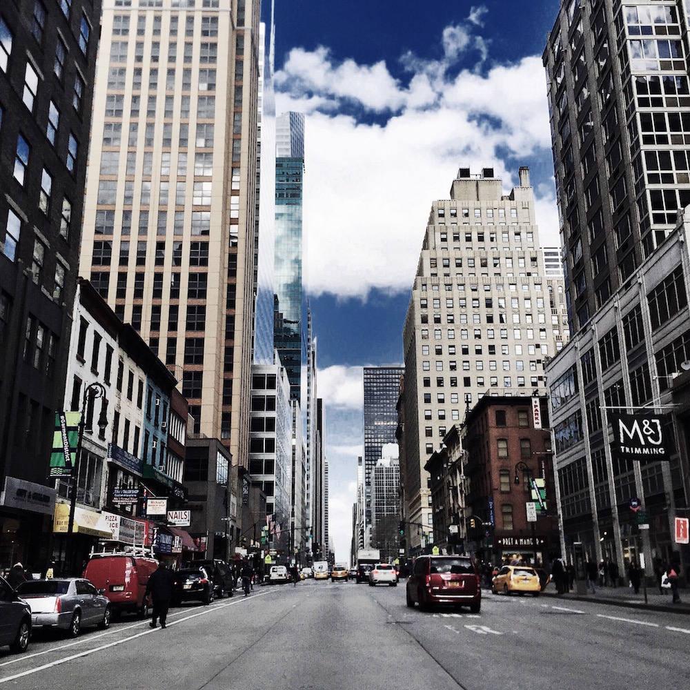 nyc street avenue