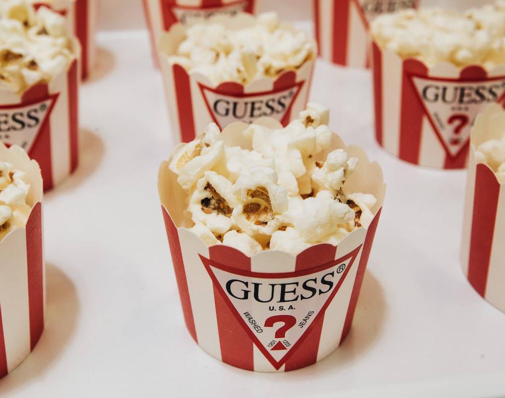 guess popcorn