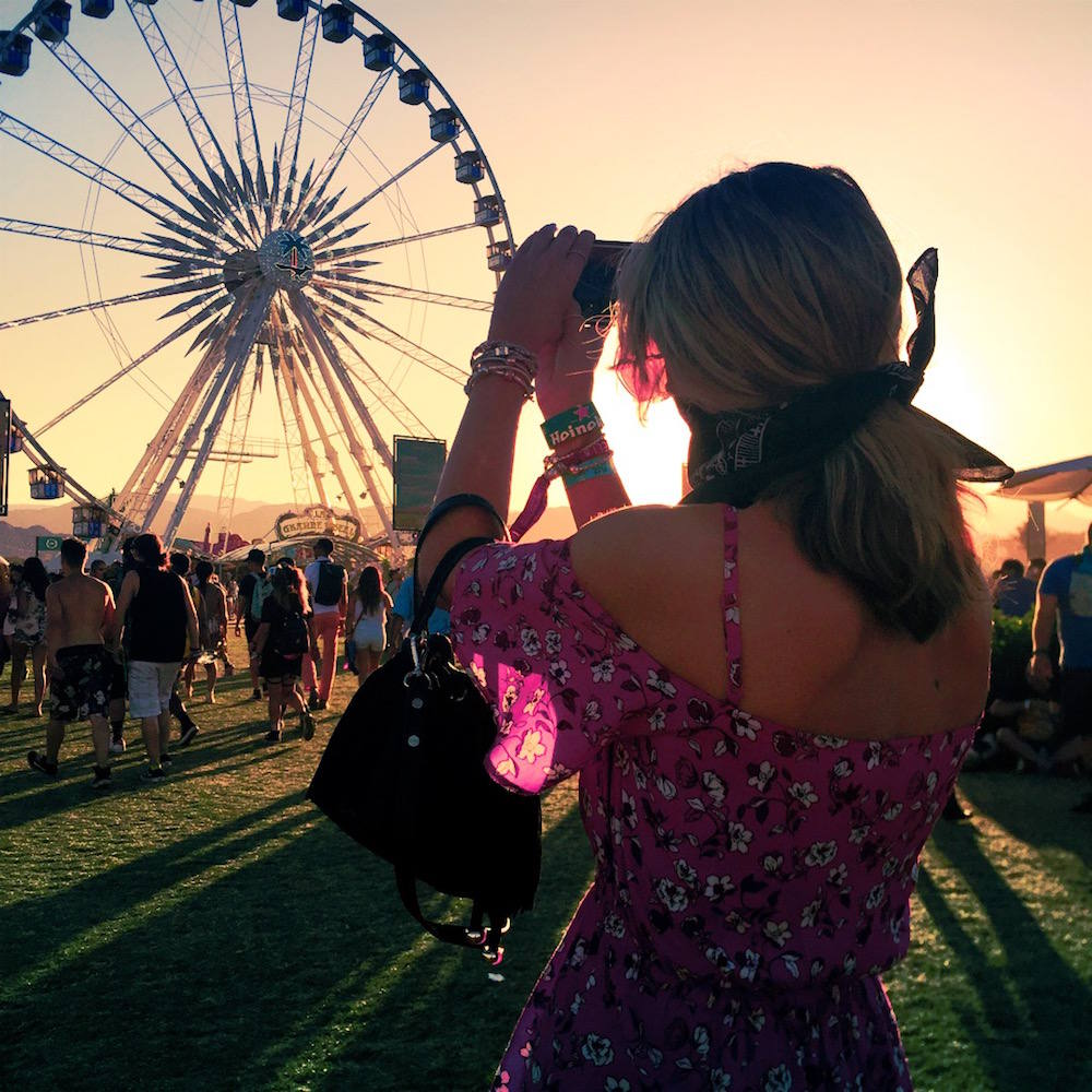 jetsetjustine coachella sunset