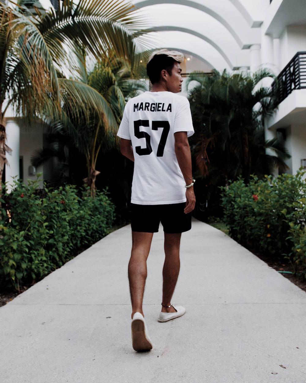 margiela mens t-shirt