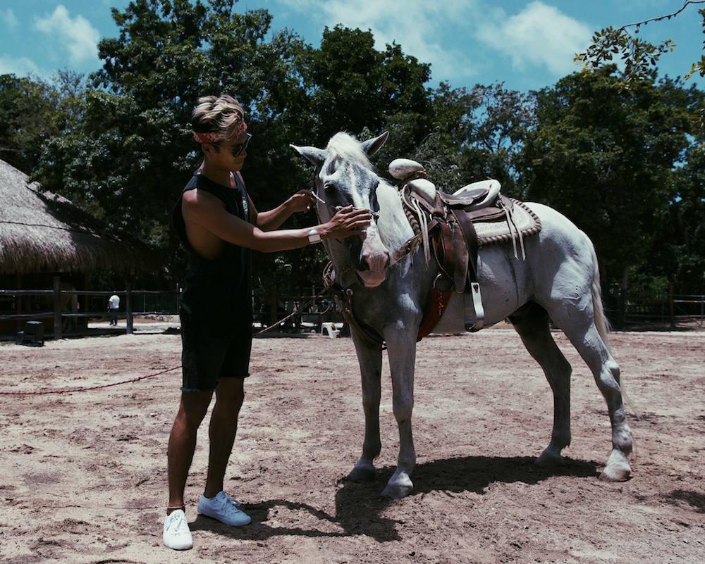 bonanza ranch mexico horseback riding