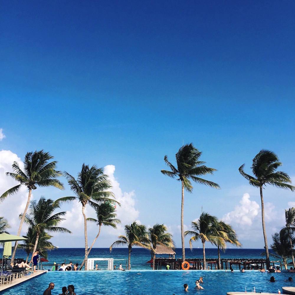 Azul Beach Hotel Mayan Riviera Mexico