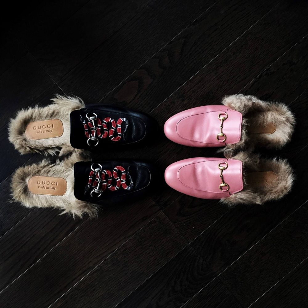 gucci slippers his and hers