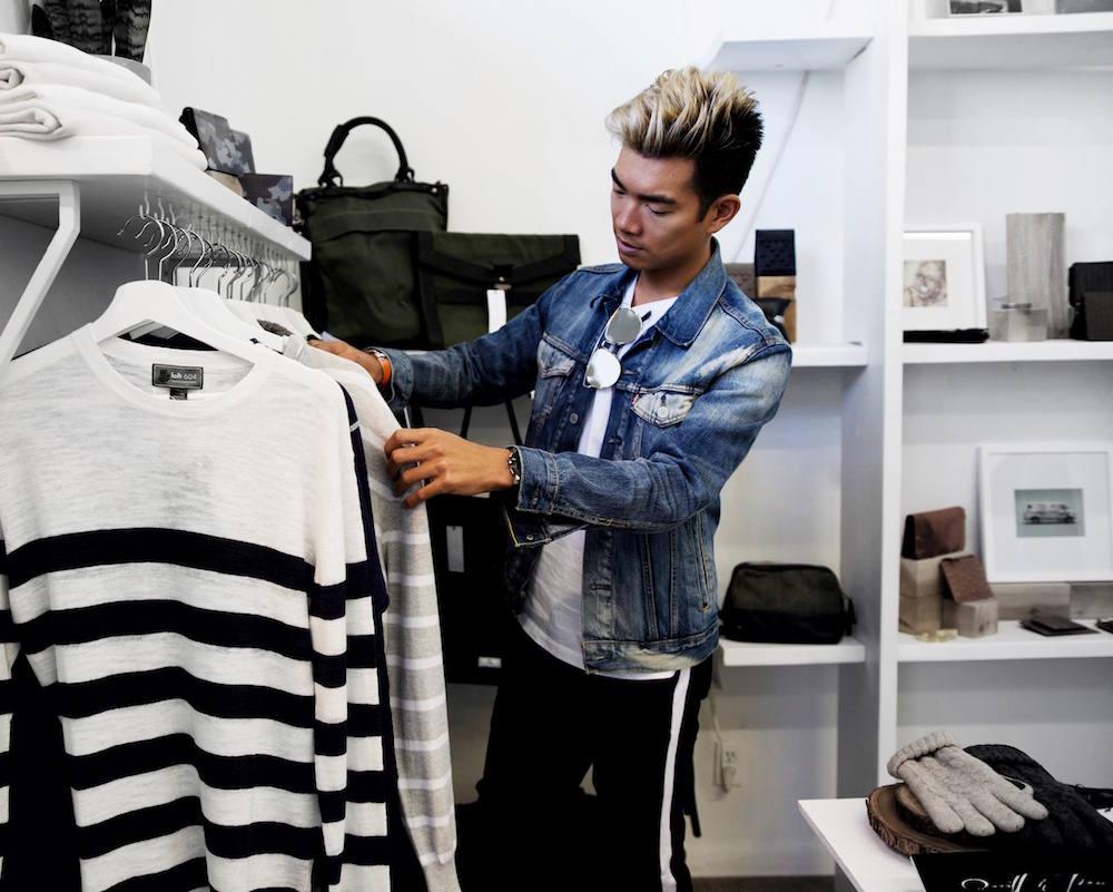 toronto designers market mens fashion