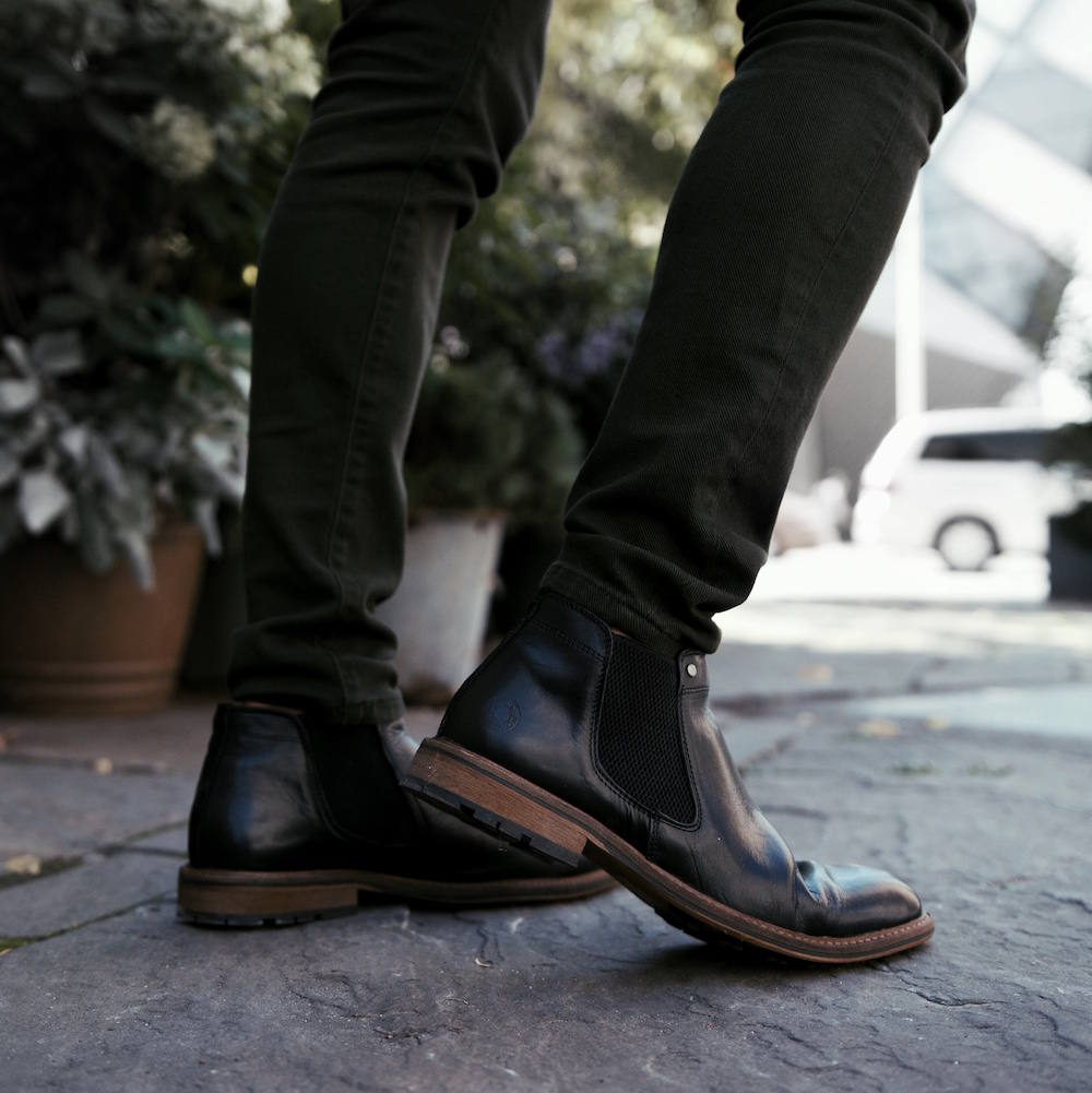 town shoes mens chelsea boots